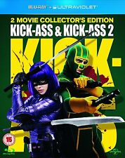 Kick-Ass / Kick-Ass 2 (Blu Ray)