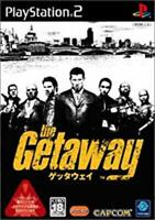 Capcom The Getaway PlayStation2 Japan Import