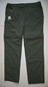 Filson Evergreen Lightweight Treking Pant Travel Trousers - 36W BNWT