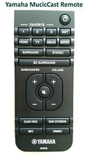 Yamaha Vah0130 Yms-4080 Remote Control for MusicCast Bar 40 Yms4080
