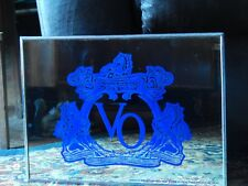 Seagram's VO 6 Year Old Canadian Whisky [15'' x 11''] Liquor BAR_PUB MIRROR~SIGN