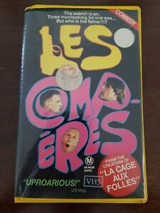 1983  FRENCH FILM. LES COMPERES. VHS. ROADSHOW HOME VIDEO. CLAMSHELL. SUBTITLES.