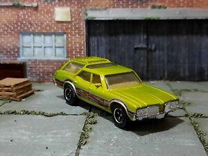 Matchbox 1971 Oldsmobile Vista Cruiser