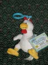 Ganz Kinz Klip ~ CHICKEN ~ (WE000741) new with unused tags ~ approx 4""