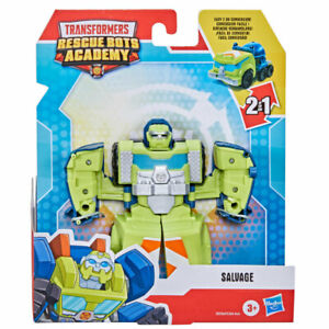 Playskool Heroes Transformers Rescue Bots Academy Salvage