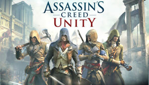Assassin's Creed Unity uPlay Game Key (PC) - Region Free