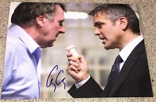 GEORGE CLOONEY SIGNED AUTOGRAPH MICHAEL CLAYTON 8x10 PHOTO A w/PROOF