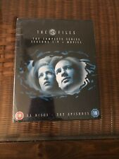 The X Files: The Complete Series Season 1-9 [DVD Region B/2] NEW