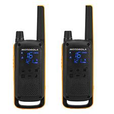 Radio zender Portable PMR Motorola Talk about T82 extreme set met 2 stuks
