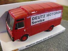 1/87 Brekina Magirus-Deutz Zeta Deutz Motoren Service 93460