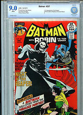 Batman #237 DC Comics CBCS Graded 9.0 1973 1st Reaper 5