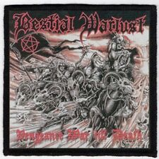 BESTIAL WARLUST PATCH / SPEED-THRASH-BLACK-DEATH METAL