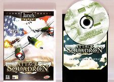 JANE'S ATTACK SQUADRON. EXCELLENT FLIGHT AIR/LAND COMBAT GAME FOR THE PC!!