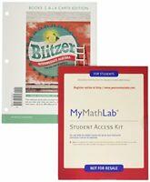 Intermediate Algebra for College Students, Books a la Carte Edition PLUS MyLa…
