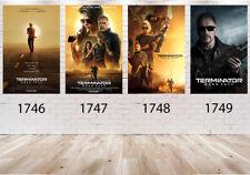 Terminator Dark Fate 2019 Movie Poster Wall Art Maxi Prints New Film Cinema