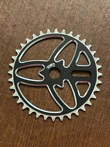 Snap BMX Products Chainwheel - Fusion 36t Black