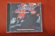 PRINCE  CD LIVE IN USA 1982  GSCD 1025