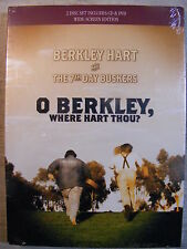 O Berkley, Where Hart Thou? (DVD) Berkley Hart and the 7th Day Buskers BRAND NEW
