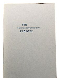 Ter Plaatse (2015) With A Woodcut By Rigby Graham