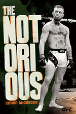 Conor McGregor The Notorious UFC Brand New Licensed Stance Maxi Poster 61x91.5cm