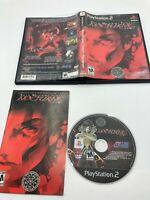 Sony PlayStation 2 PS2 CIB Complete Tested Shin Megami Tensei: NOCTURNE