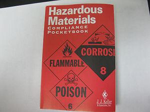 Hazardous Materials Compliance Pocketbook HAZMAT