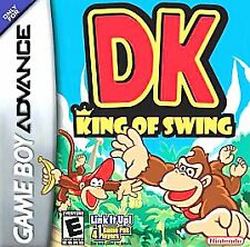 DK: King of Swing  (Game Boy Advance, 2005) BRAND NEW