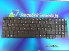 NEW For HP 6540B 6545B 6550B Keyboard 609877-161 LA Latin Layout Black