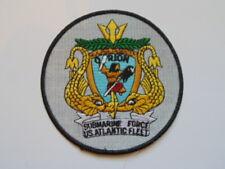 PATCH US NAVY USN ORION SUBMARINE FORCE US ATLANTIC FLEET / SOUS-MARINS