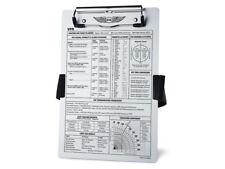 ASA VFR Aluminum Kneeboard - ASA-KB-1-A