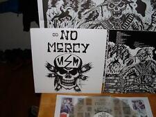 NO MERCY VENICE DEMOS 83-86 LP og COLOR WAX+POSTER,Suicidal Tendencies,Punk