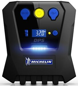 Michelin Digital Programmable Fast Flow Air Compressor 12v Tyre Inflator #12266