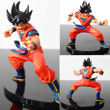 Dragon Ball Z Action Figures Son Goku Super Saiyan Vegeta Toy Collectibles New