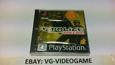 G-POLICE WEAPONS OF JUSTICE  PSX 1 NUOVO SIGILLATO !!!