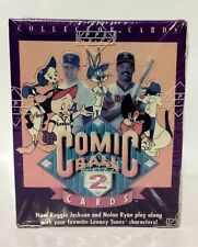 1991 Upper Deck Looney Tunes series 2 Card Box 36 packs Factory Sealed