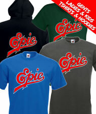 Epic Records Music T Shirt / Hoodie