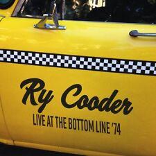 RY COODER - LIVE AT THE BOTTOM LINE '74 (180 GR.LP)   VINYL LP NEW!