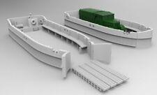 1/72 WWII Pionierlandungsboot 39 (bateau de débarquement) 3D