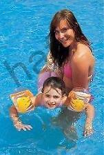 Bestway Schwimmflügel Delfin 30-60 kg für Kinder orange