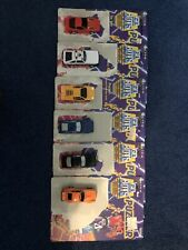 Tonka GoBots Puzzler Action Figure Complete W/card backs