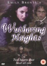 WUTHERING HEIGHTS EMILY BRONTE ORLA BRADY ROBERT CAVANAGH GRANADA UK RG2 DVD NEW