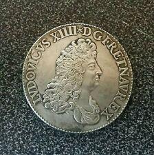 Louis XIV Ecu de Flandre 1686 !!! COPIE !!!