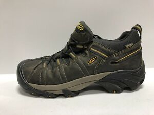 Keen Targhee II Mens Low Hiking Shoe Brown US12 M