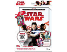 STAR WARS JOURNEY TO THE LAST JEDI STARTER PACK-TOPPS