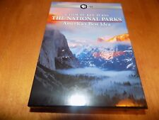 KEN BURNS THE NATIONAL PARKS AMERICA'S BEST IDEA PBS TV Mini-Series DVD SET NEW