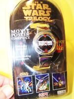 COLLECTIBLES/ STAR WARS/ ANALOG  WATCH/THE EMPIRE STRIKES  BACK/ NEW .