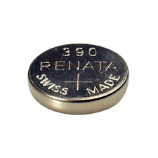 #390 (SR1130SW) Renata Mercury Free Watch Batteries - Strip of 10