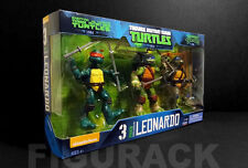 "Teenage Mutant Ninja Turtles Leonardo 3 pack 5"" Action Figure (Target Excl.)"
