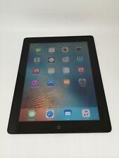 Apple iPad 3 3rd Gen. 32GB, Wi-Fi +4G Unlocked 9.7in - Silver A1416 IOS