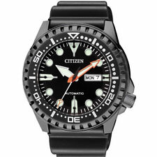 NEW Citizen Marine Men's Automatic Watch - NH8385-11E